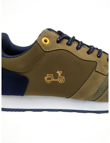 Zapatilla Cool Bike 55 Verde
