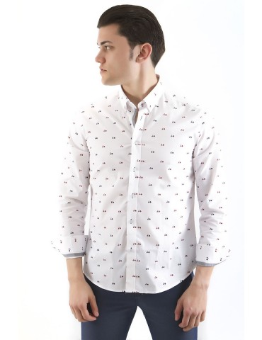 Camisa Cool Bike - 297 Blanco