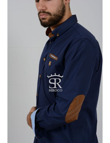 Camisa Gpa Marino Coderas