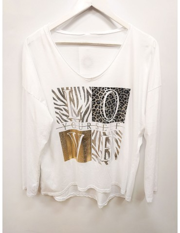 CAMISETA DOLCE YOUR