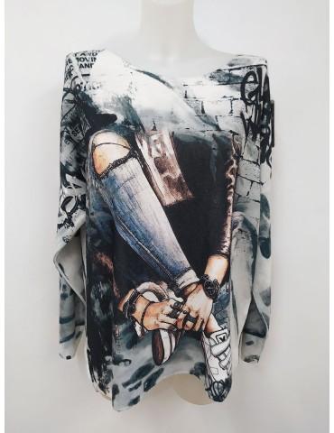 Camiseta Urban 8090