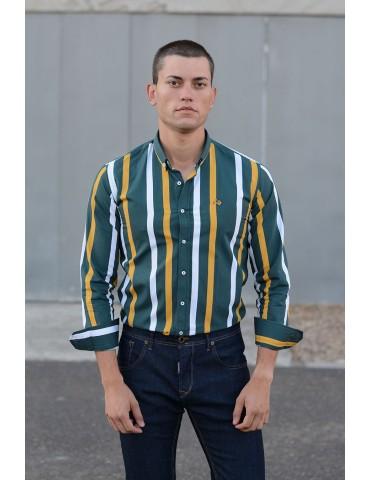Camisa Cool Bike 395 Verde